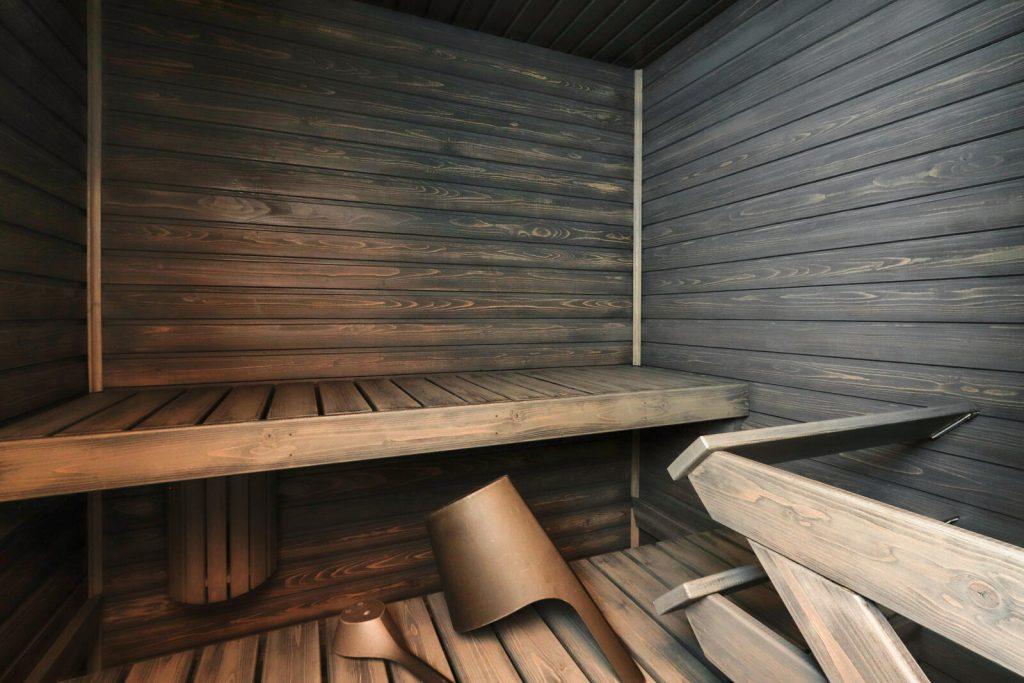Pakkalanrinne - Sauna